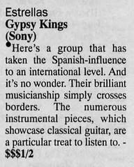 Gypsy Kings / Gipsy Kings