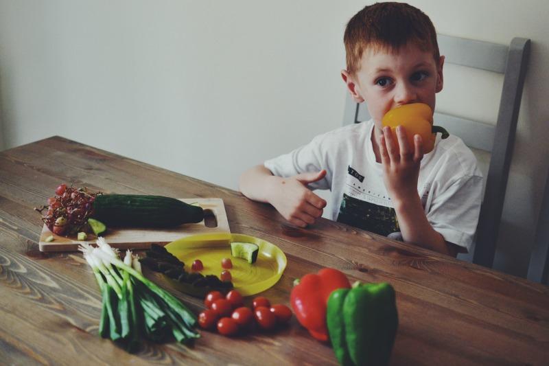 Healthy Eating pepper