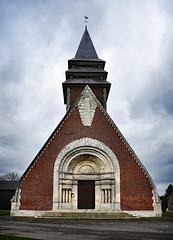 église Saint-Etienne de Mesnil-en-Arrouaise 1/2