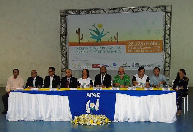 X Olimpíadas das APAES da Bahia