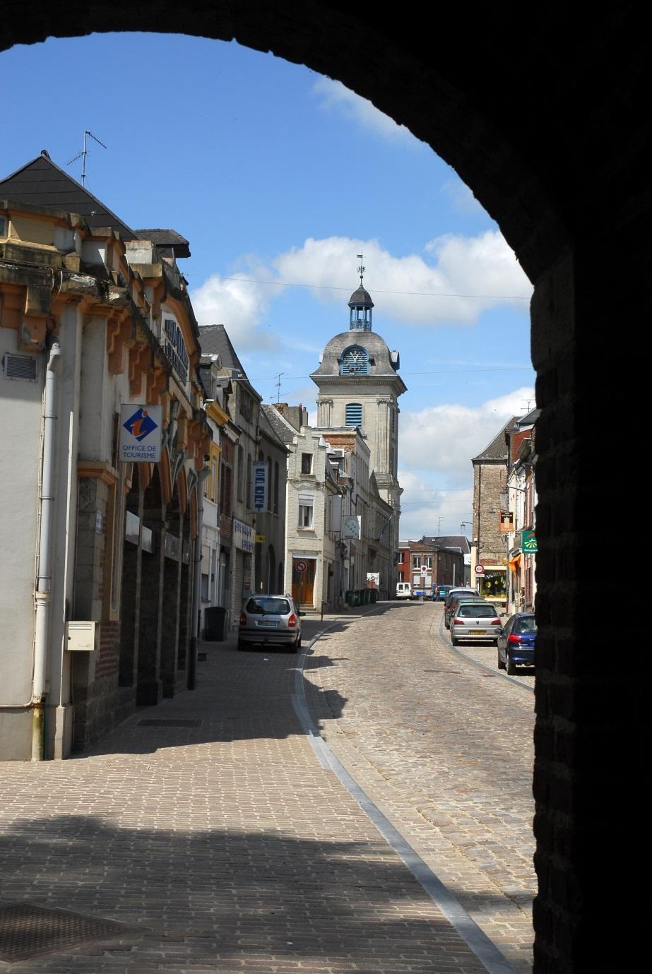 Le Quesnoy, France