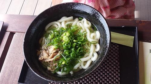 Meat Noodles (Udon)