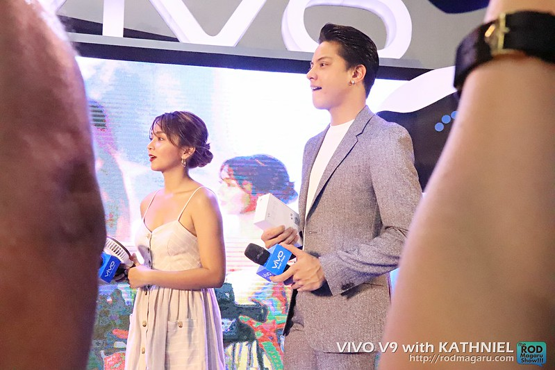 VIVO V9 KATHNIEL 87 ROD MAGARU
