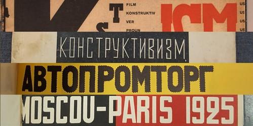 ConstructivistTypography