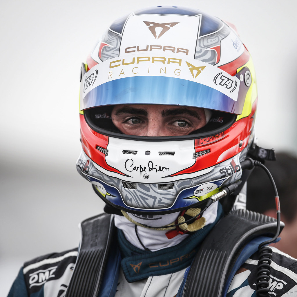 ORIOLA Pepe (ESP), Team Oscaro by Campos Racing, Cupra TCR, portrait during the 2018 FIA WTCR World Touring Car cup of Nurburgring, Germany from May 10 to 12 - Photo Francois Flamand / DPPI