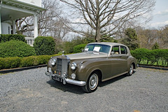1961 Rolls Royce at Bollingbrook