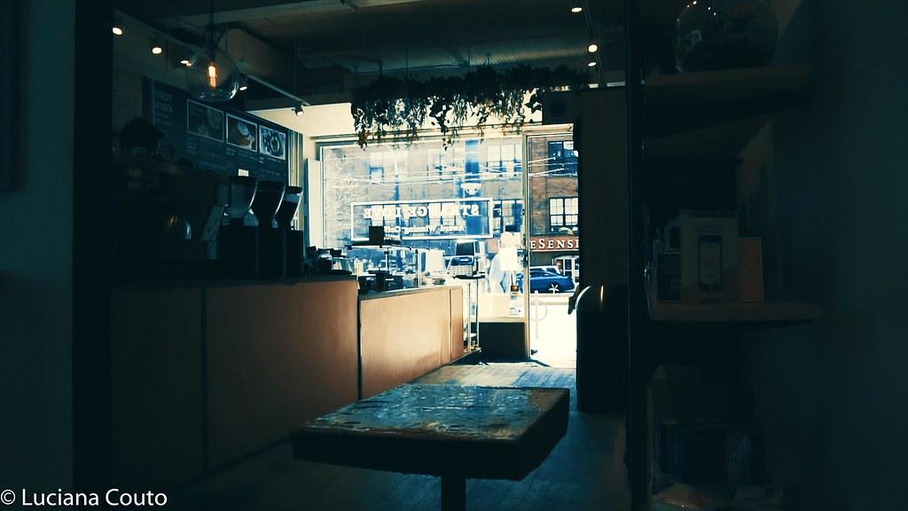 Strange Love Coffee Toronto
