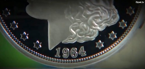 1964 Morgan dollar ad3