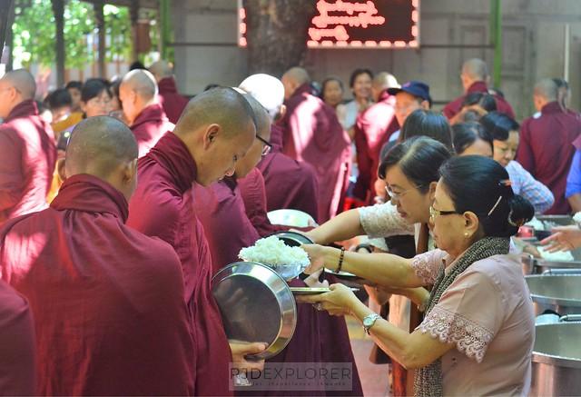 myanmar itinerary mahagandayon monastery