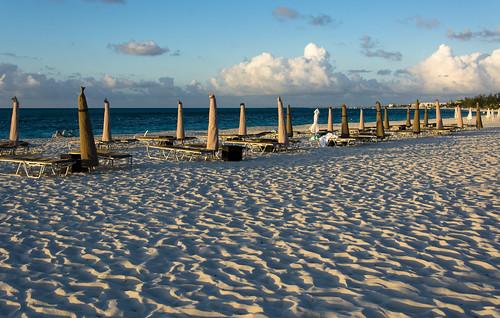 beach gansevoort sunset