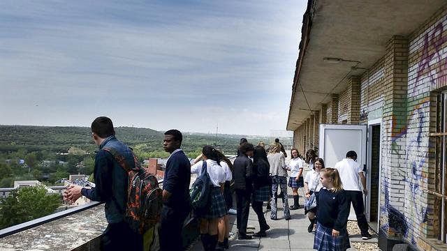 Visita Bellas Artes