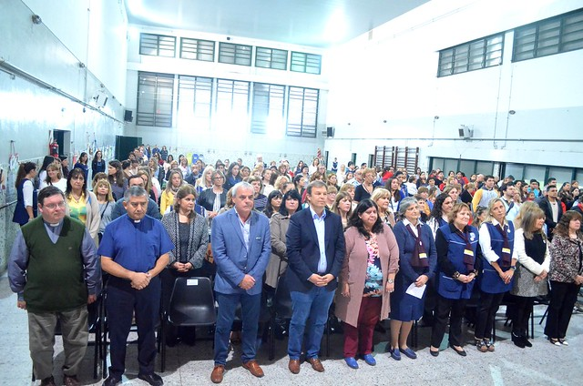 50º aniversario del Nivel Inicial del colegio San José