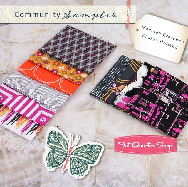 Community Sampler Giveaway for City Loft Fusions by AGF