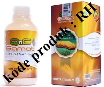 harga Obat Herbal QnC Jelly Gamat