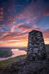 Sunrise on Hallin Fell
