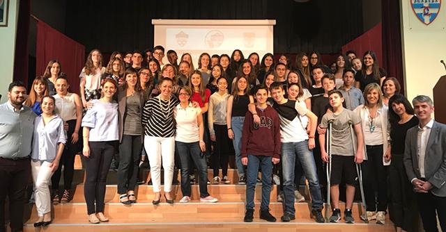 Διαγωνισμός ορθογραφίας Ελληνογαλλικών Σχολείων 'Spelling Bee'