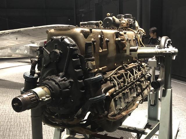 三式戦 飛燕 ハ140エンジン IMG_0148