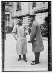 Gen. Von Luttwitz & Gen. Von Hulsen (LOC)