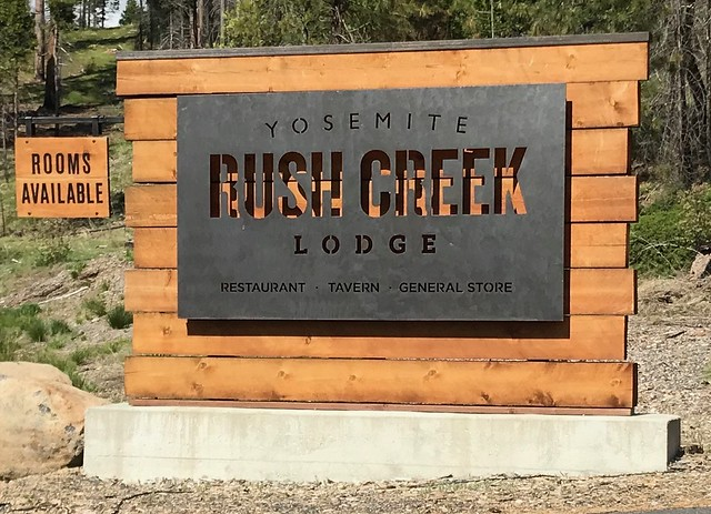 2018 Yosemite - Day 1
