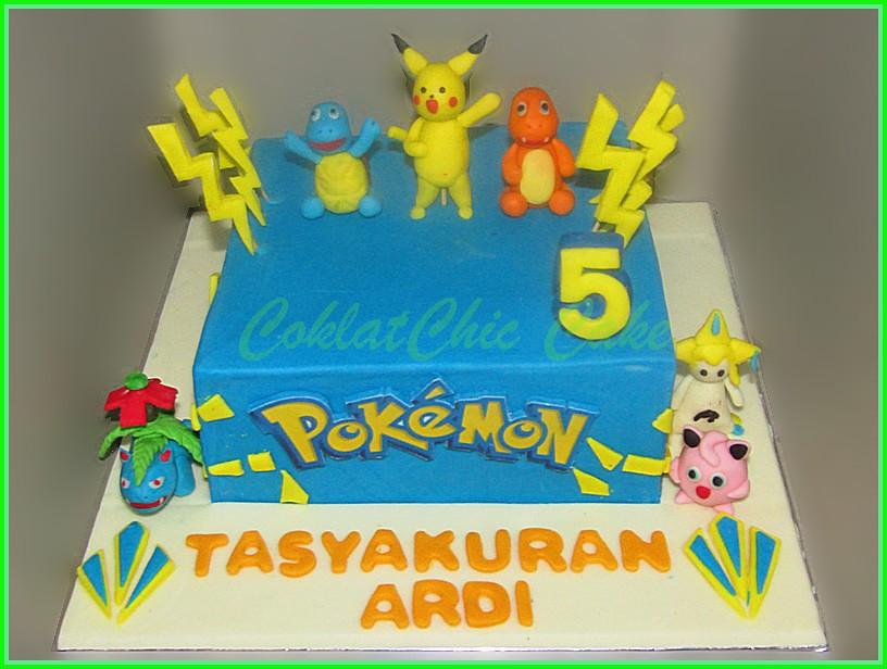 Cake Pokemon ARDI 15 cm