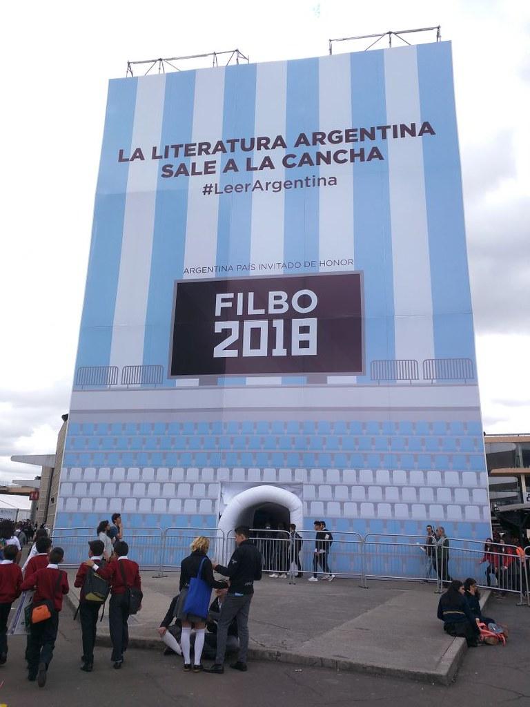 #LeerArgentina Filbo 2018