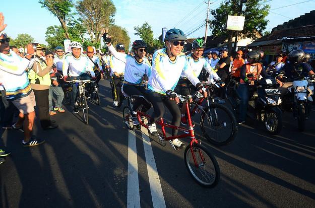 Funbike Tour De Tjolomadoe.