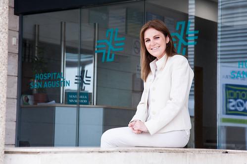 María Galera Ruiz, nueva gerente del Hospital San Agustín