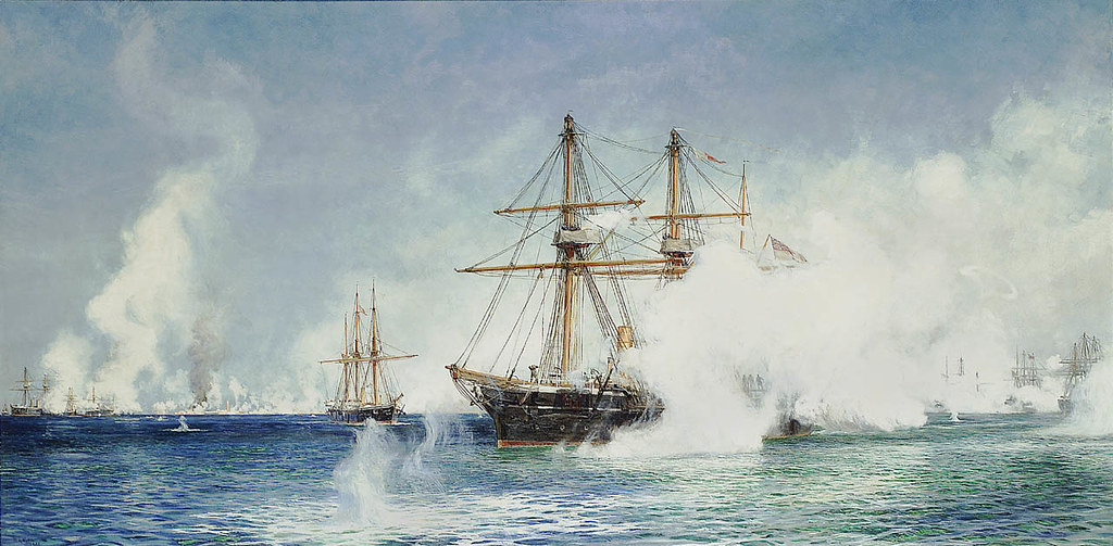 """Well Done 'Condor'"": The Bombardment of Alexandria (1883)"