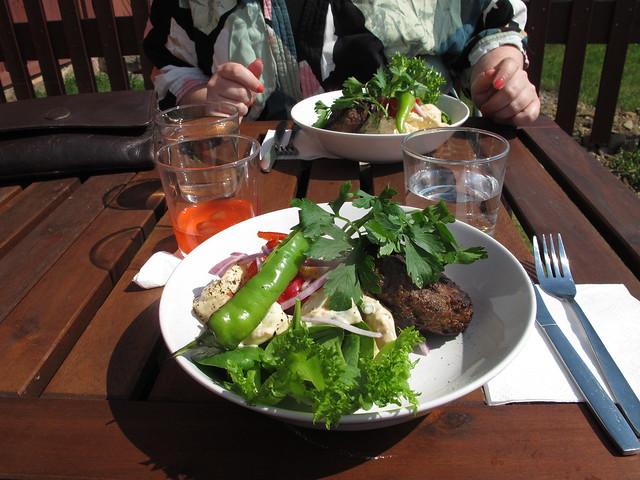 saturday, lunch at brödkultur 2.0, sofiero gård, helsingborg