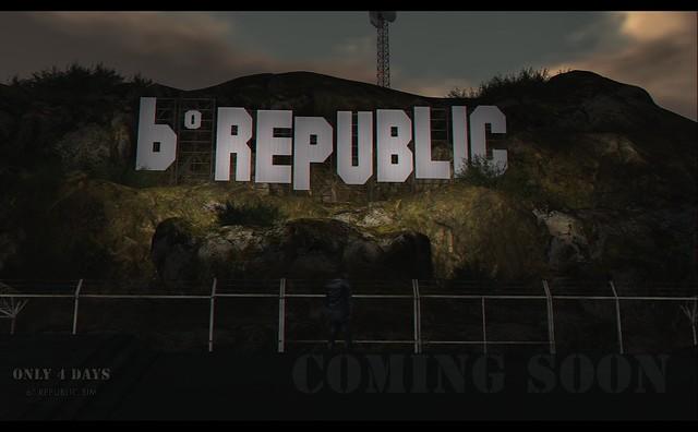 6º Republic Sim - Only 4 days