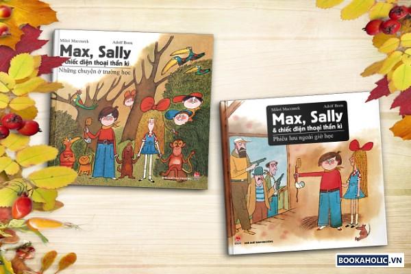 max, sally