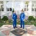 Astronauts Randy Bresnik and Paolo Nespoli Visit Marine Corps Barracks (NHQ201805070011) by NASA HQ PHOTO