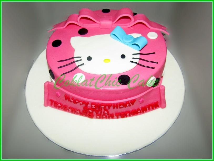 Cake Hello Kitty SOVIA 20 cm