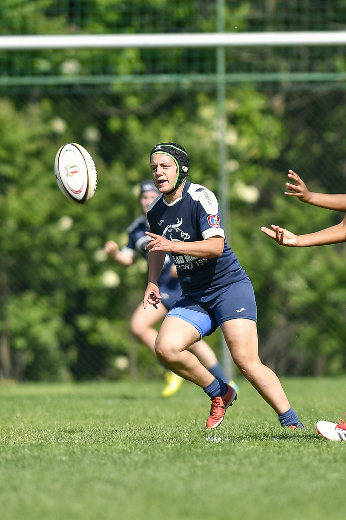 Ad Maiora ladies Rugby vs Benetton Treviso