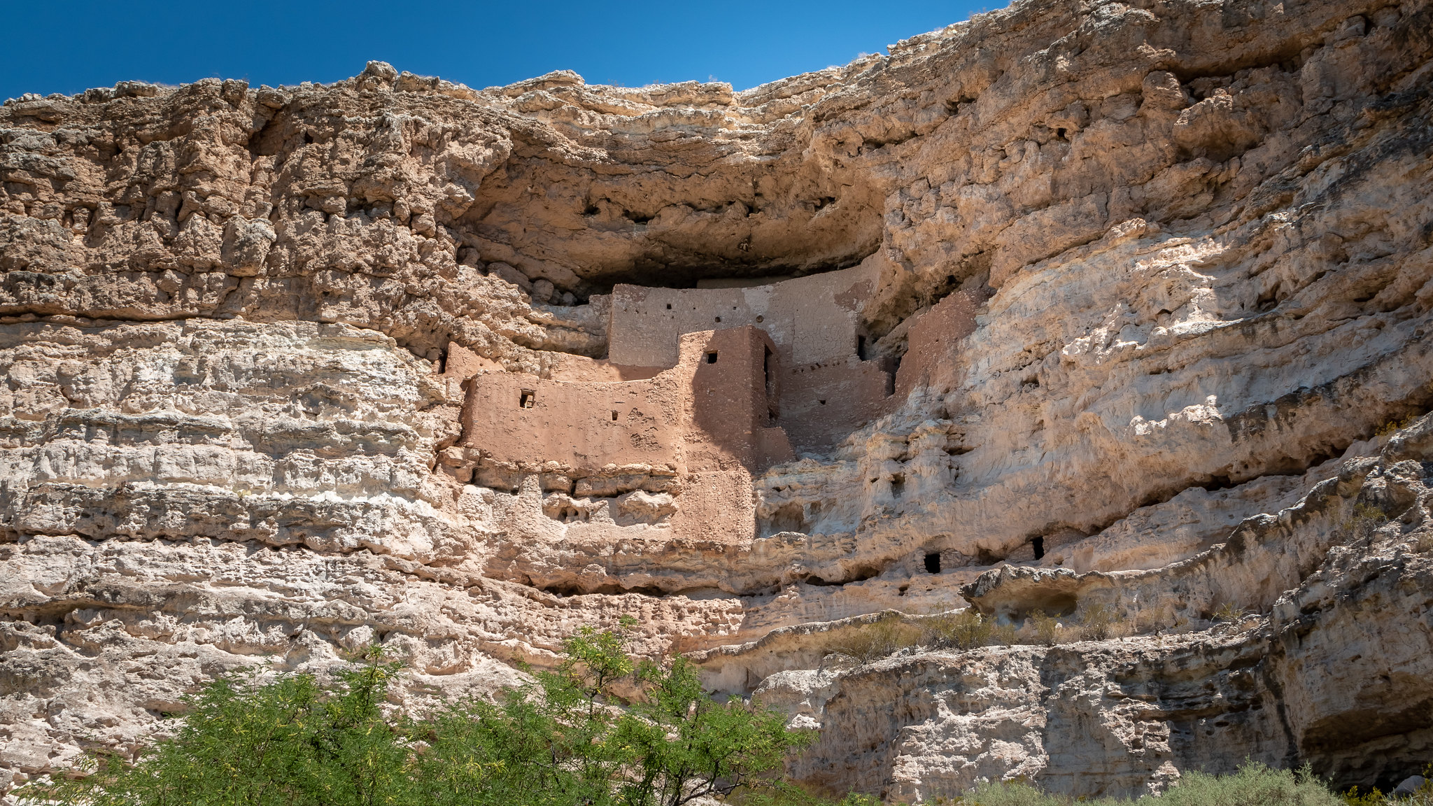 Montezuma Castle - Arizona - [USA]