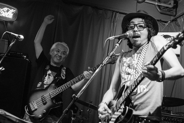 T.G.I.F. blues session at Terraplane, Tokyo, 11 May 2018 -00176