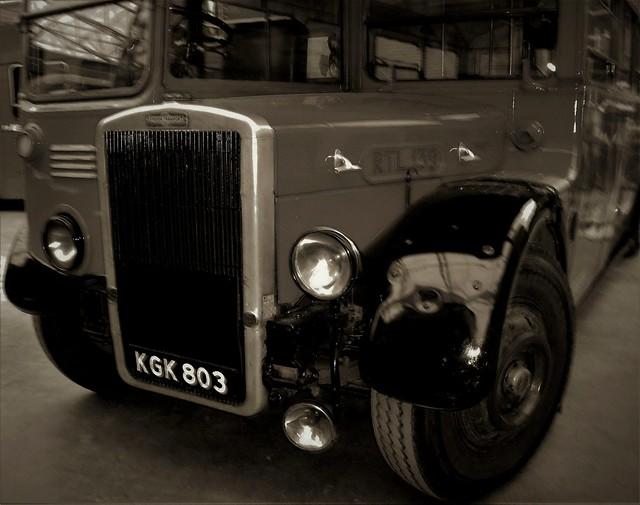 London transport RTL139 London, Fujifilm FinePix AV130