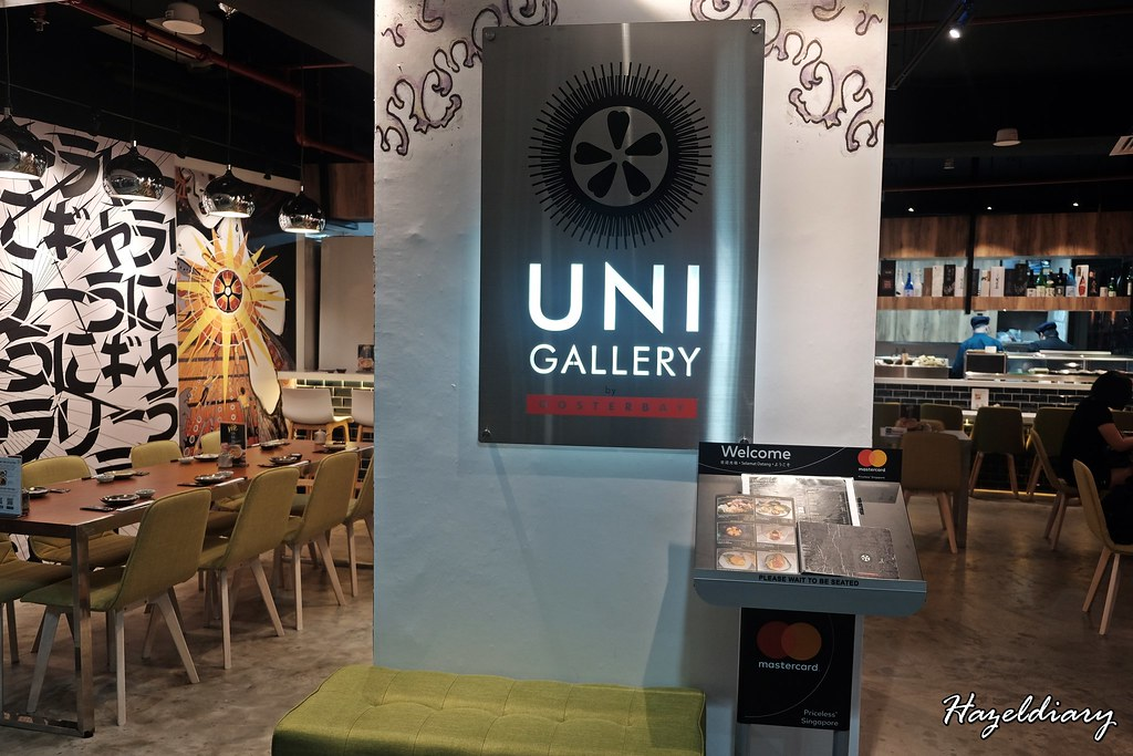Uni Gallery by Oosterbay-Hazeldiary