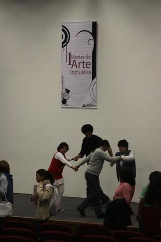 1ª Mostra de Arte Inclusiva 2009 NAC
