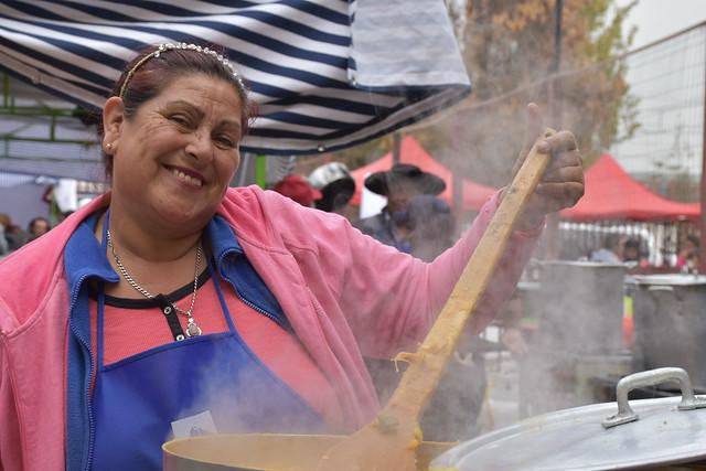 Noveno Festival del Charquican