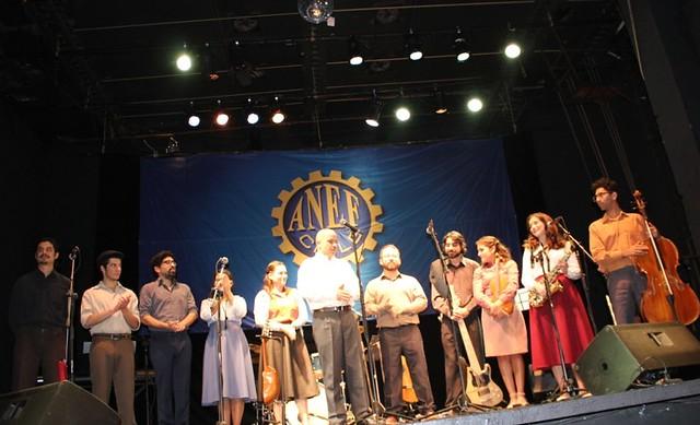 Cantata por Clotario Blest (14-05-2018)