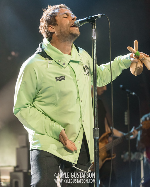 Liam Gallagher Performs at the Lincoln Theater in Washington, D.C.