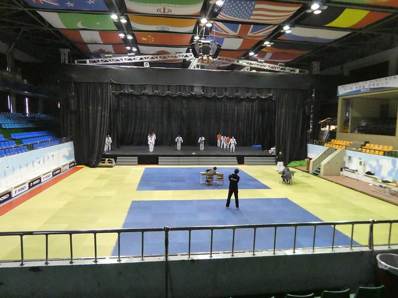 Kukkiwon, Taekwondo Headquarters, Seoul