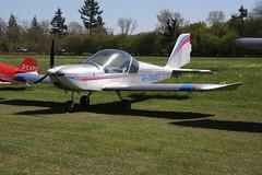 G-IHOT Evektor EV-97 [2004-2007] Popham 050518