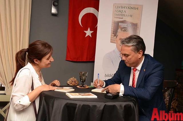 Gaye Coşkun, Muratpaşa Belediye Başkanı Ümit Uysal