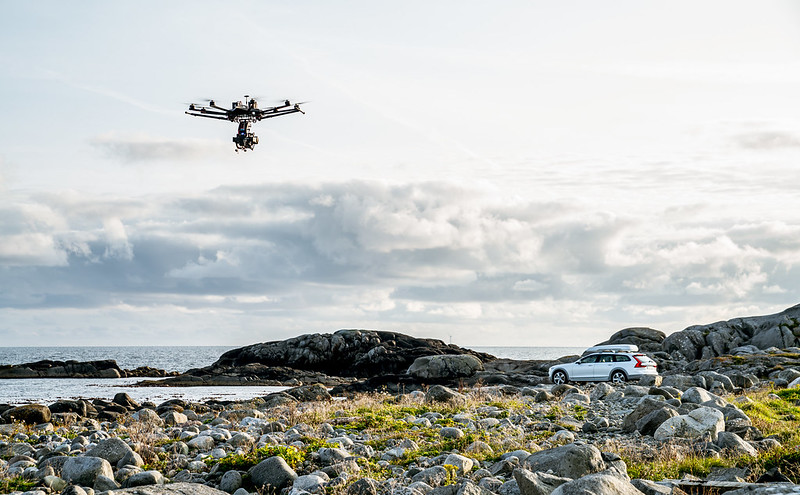 Drone in Norway