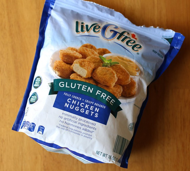 Gluten Free Food at Aldi
