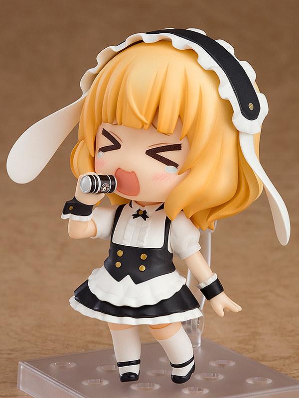 咖啡因亢奮~♪ 黏土人《請問您今天要來點兔子嗎?》桐間紗路(ねんどろいど シャロ)