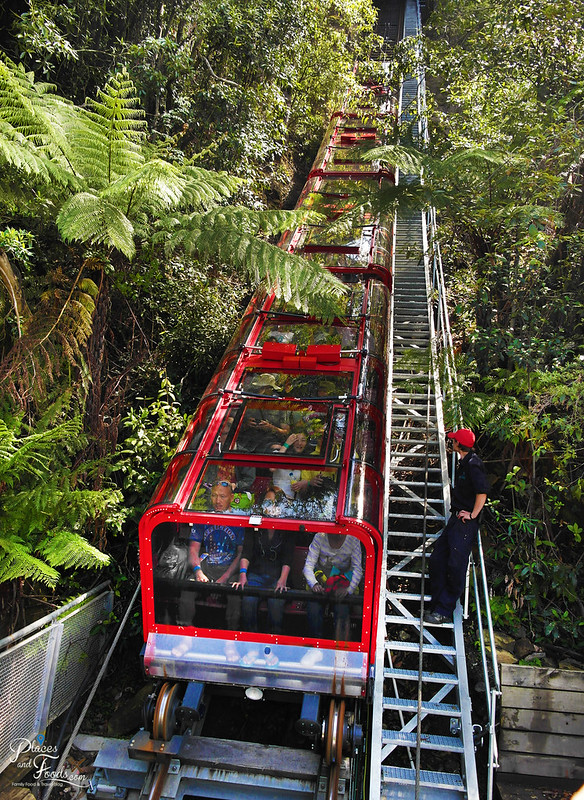 blue mountains scenic world incline railway