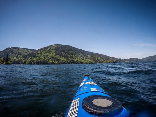 Lake Whatcom Paddling-18